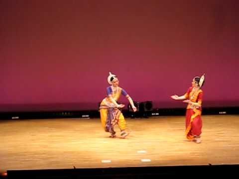Traditional Indian Dace by Japanese performers