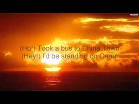 Ho Hey- The Lumineers Lyrics HD