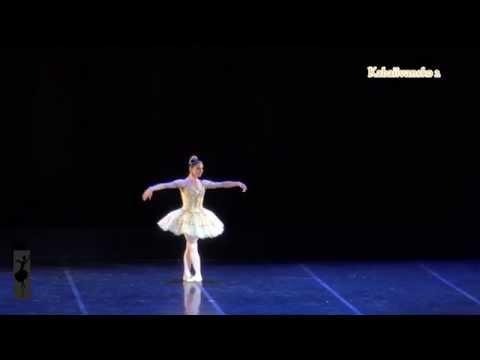 Raymonda:Tamara Rojo. Cor. Nureyev