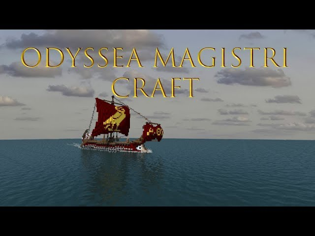 Odyssea Magistri Craft (Magister Craft's Odyssey) - Official Trailer (HD)