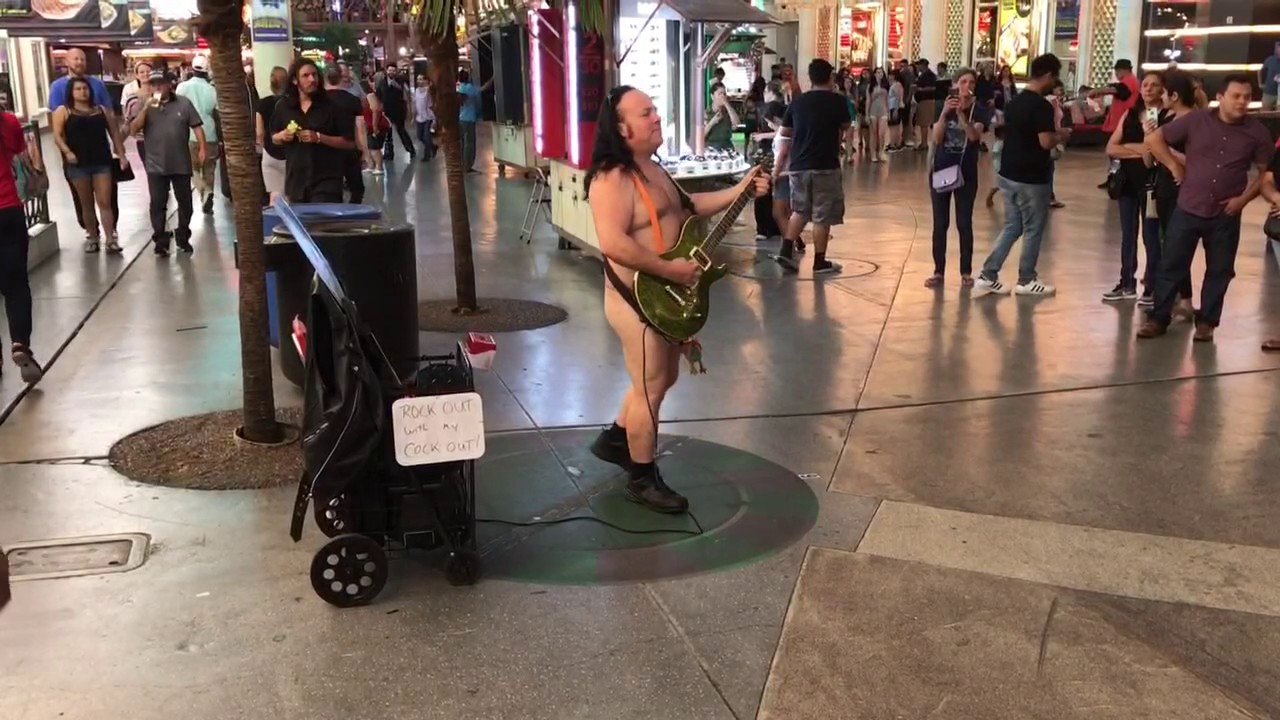 Rock Out With My Cock Out Las Vegas - YouTube