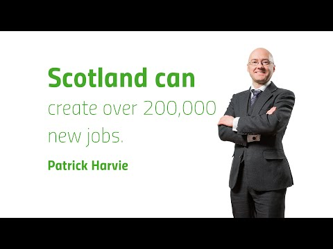 #ScotlandCan Create Over 200,000 New Jobs