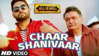 Chaar Shanivaar   PZ10 com   All Is Well   Singles by Vishal Dadlani, Armaan Malik & Badshah