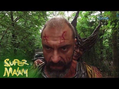 Super Ma'am  Ep. 31: Conan Stevens bilang higanteng Tamawo