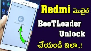How to Unlock Bootloader of Xiaomi REDMI Phone Official Step By Step Guide Avoid Stuck Problem 2018
