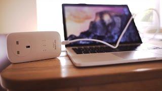 The Fastest Internet Speeds? 1200Mbps TP-Link Powerline Kit