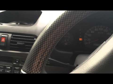 Стуки в руле Nissan Sunny FB15