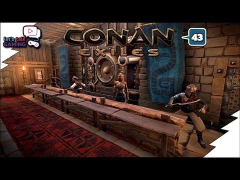 Conan Exiles Making Roof Corners Doovi