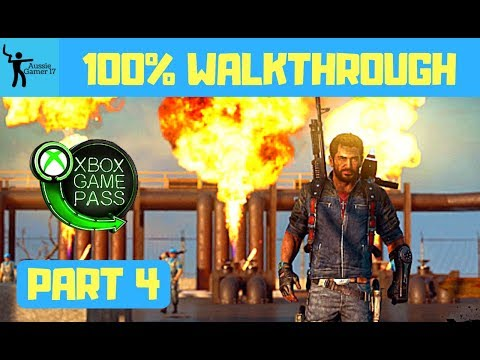 Just Cause 3 100% Walkthrough Part 4 thumbnail
