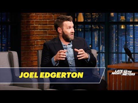 Joel Edgerton Explains His Fashion Faux Pas
