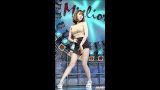 170909 댄스팀 클라썸 (시온, Clawsome) - 가시나 (선미) @ 동대문 밀리오레 직캠 By SSoLEE