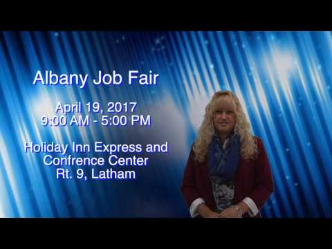 Albany Job Fair 2017 April 19, 2017 Send Resumes@albanyjobfair.com for scanning to all companies