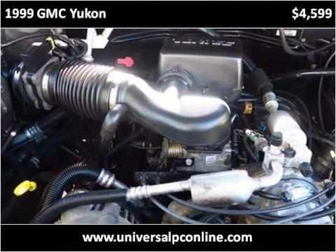 1999 GMC Yukon Used Cars Plant City FL