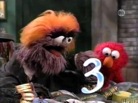 Sesame Street - Grouch Apprentice with Donald Grump