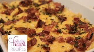 Twice Baked Potato Casserole | I Heart Recipes