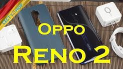 Oppo Reno 2 Unboxing & Hands-On | CECT-Shop.com [Deutsch]