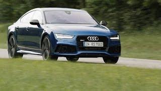 Audi RS7 Sportback 2015 Videos