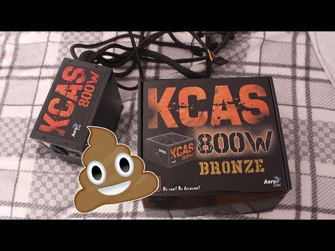 KCAS дешманская бюджетная какашка для майнинга