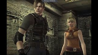 """PS4"""" Resident Evil 4"""" Gameplay Walkthrough Chapter- 05- [Part-1] Contd..."""