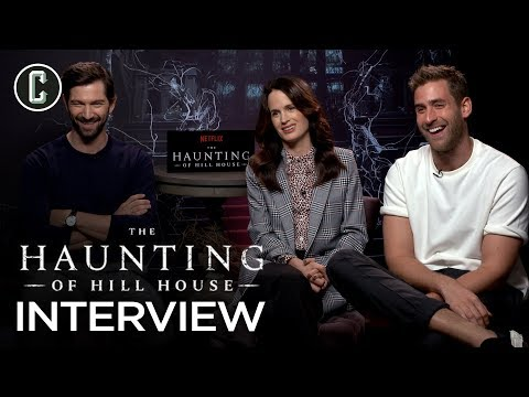 The Haunting of Hill House Cast Interview Mp3