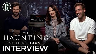 The Haunting of Hill House Cast Interview