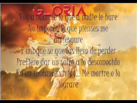 Vestida De Azucar Gloria Trevi Con Letra