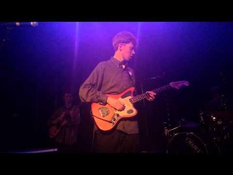 King Krule - Baby Blue (Live @ Marché Gare - Lyon - 05/04/2014)