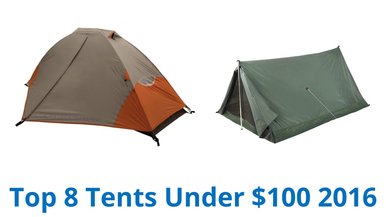 sc 1 st  YouTube & 8 Best Tents Under $100 2016 - YouTube