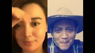Smule sahdu Wika salim feat hendry wika salim Babu Shima Ikke Putry Smuler Indonesian