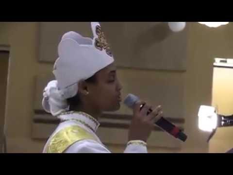 Ethiopian Orthodox Tewahedo Mezmur - Ethiopia Ejeshen Zergi (ኢትዮጵያ እጅሽን ዘርጊ)