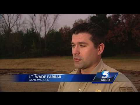 Game warden searches for poacher after deer found decapitated