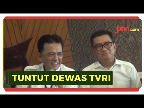 Dipecat Dewas TVRI, Helmy Yahya Mantap Tempuh Jalur Hukum