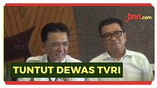 Dipecat Dewas TVRI, Helmy Yahya Mantap Tempuh Jalur Hukum - JPNN.com