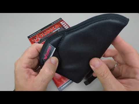 Clinger Comfort Cling Holster Quick Review