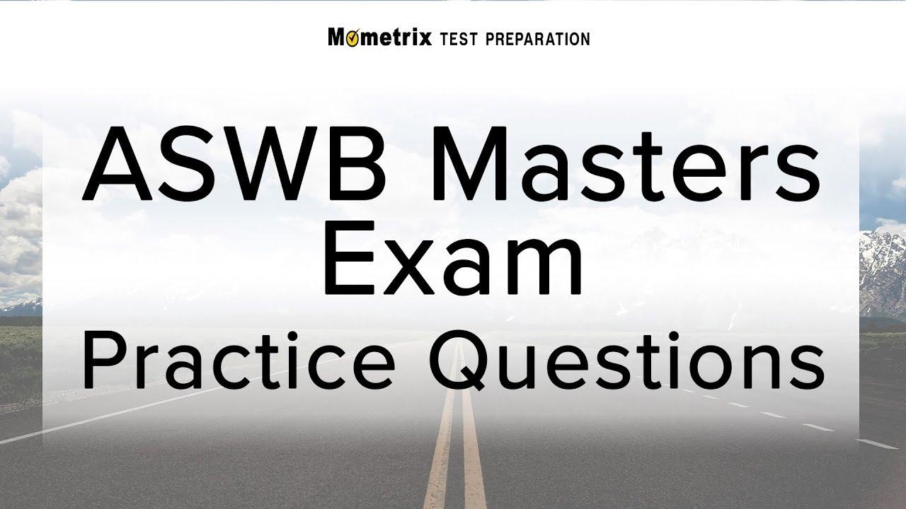 Amazon. Com: social work aswb masters exam guide: a comprehensive.