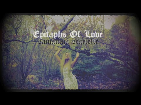 Epitaphs Of Love music video
