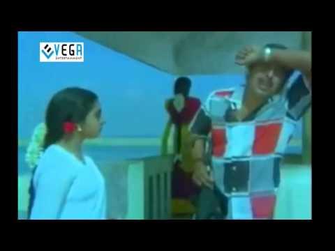 Naku Pellam Kavali Movie - Rajendra Prasad in Lady Getup Comedy Scene