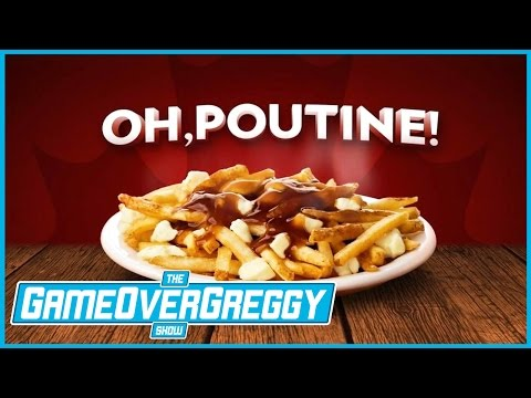 Montreal Has The Best Food - The GameOverGreggy Show Ep. 150 (Pt. 4)