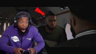 I FINALLY MET LEBRON OMG!! NBA 2K20 MyCareer Ep 13