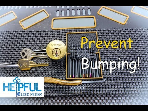 [168] How To Bump Proof Your Door Lock (Kwikset) With One Simple Change