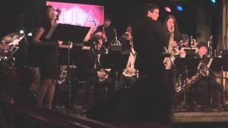 SONUSKAPOS jazz orchestra - Arbitrary Ascension (cmp. Mason Victoria)