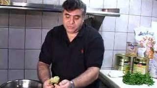 Falafel Making with Moti