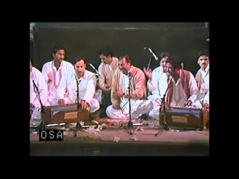 Tere Main Ishq Ne Nachaiyan (Mi Raqsam) - Ustad Nusrat Fateh Ali Khan - OSA Official HD Video