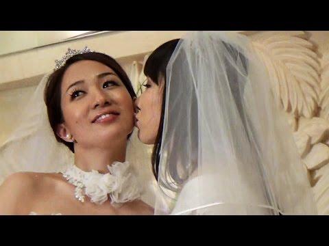 一ノ瀬文香 杉森茜 芸能界初の同性婚「両親はギリギリ賛成」