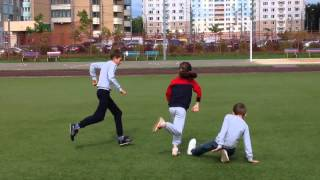 Karina Chernikova Girl's Football