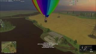 Mod Vorstellung Farming Simulator Ls15:BALLONFAHRT