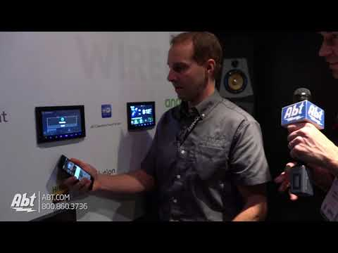 CES 2018 - Kenwood DNX995S With Wireless Android Auto