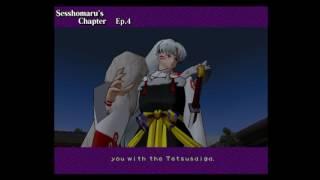 Inuyasha: Feudal Combat (Ps2) Sesshomaru Story Mode
