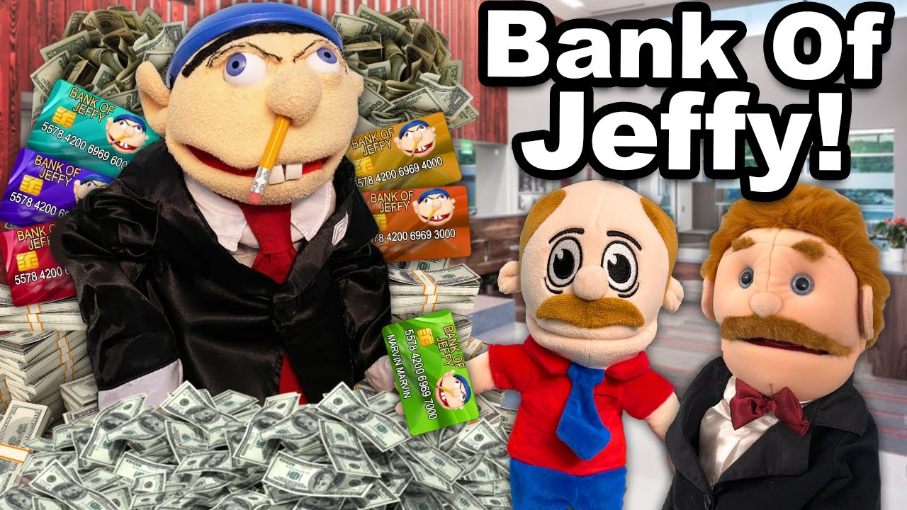 SML Parody: Bank Of Jeffy!