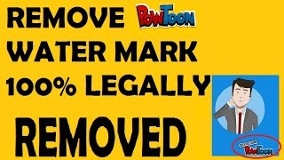 Remove Powtoon logo | How to remove Powtoon watermark easily - Hidden Secrets